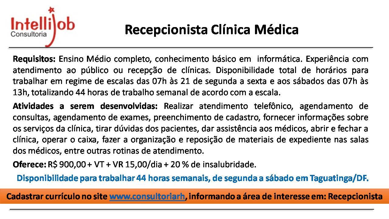 Contemporáneo Currículum De Recepcionista Médica Sin Experiencia ...
