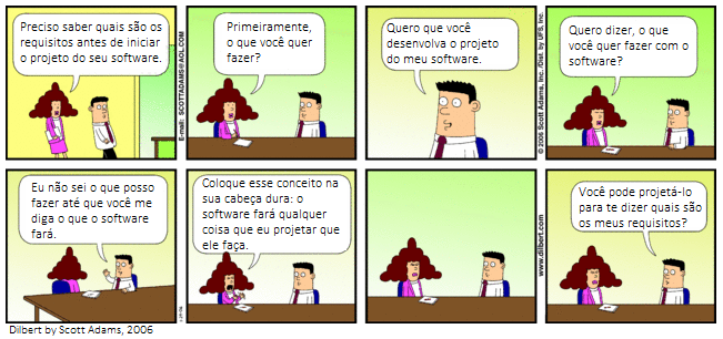Dilbert by Scott Adams, 2006 (Sganderla, 2014)